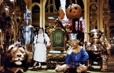 Return to Oz, Copyright Walt Disney Productions, All Rights Reserved.